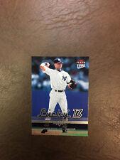 2006 Ultra Derek Jeter Lucky 13  baseball card    Yankees    # 208