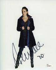 Anna Silk Lost Girl Signed Autographed 8x10 Photo JSA COA