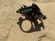 Shimano Deore front derailleur, Mech, Top Pull
