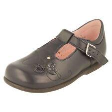 Chaussures à attache auto-agrippant en cuir pour fille de 2 à 16 ans Pointure 23