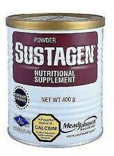 Sustagen Nutritional Supplement Milk Powder Chocolate 400g UK SELLER