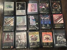 Beatles 16 8-TRACK LOT Collection 65 White Album Magical Mystery Hollywood Bowl