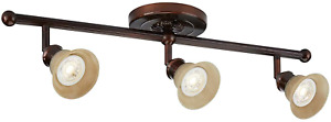 NOMA LED Track Lighting | Adjustable Ceiling Light Fixture | Perfect for Living