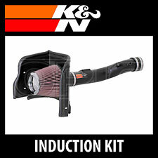 K&N 57i Gen 2 Performance Air Induction Kit 63-9025 - K and N High Flow Part