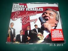 CD Maxi , Rider & Terry Venables, England Crazy