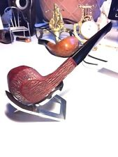 A splendid pipe D.D.D. of Master Carver Paolo Croci, FREEHAND, New.