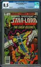 Marvel Spotlight #6 (1980) CGC 8.5 - Newstand Variant - White Pages!