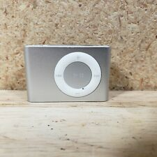 Apple iPod Shuffle 2nd Generation Silver A1204 Used, For Parts