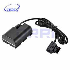 D-Tap to LP-E6 Power Cable for SmallHD 501 Monitor/Canon 5D mark II 60D/7D 80D