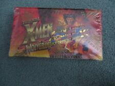 1996 Fleer Ultra X-Men Wolverine Sealed Wax Box 24 Packs