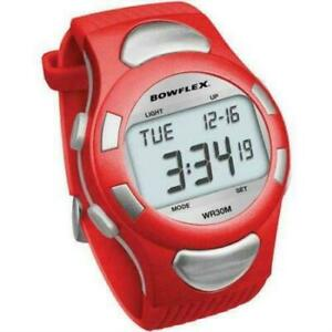 Bowflex Strapless Heart Rate Monitor EZ Pro, Red ~ New
