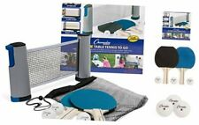 New listing Anywhere Table Tennis: Ping Pong Paddles, Balls, and Portable Net New Version