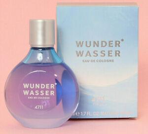 Wunderwasser 4711 für SIE Eau de Cologne Spray 50ml, NEUWARE, Originalverpackt