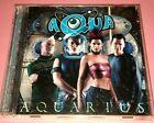 AQUA:  AQUARIUS –SPECIAL EDITION ( 2000 / SINGAPORE )   CD+ENHANTED CD