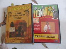 2 DVD I LEGNANESI TEL CHI EL TEATER - 1900 VOLTAS INDRE