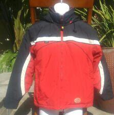 OBERMEYER Boy's Red Black Duroguard Waterproof Ski Snowboard Jacket Youth Sz 16