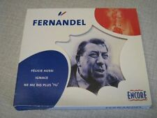 FERNANDEL CD UK ENCORE