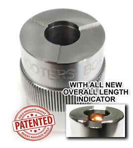 9mm Case & Ammunition Gauge PATENTED - Check Your Reloads & Ammo - Free Shipping