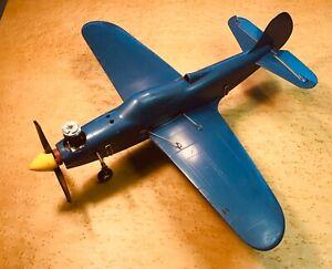 Vintage COX  CL Airacobra 049 aircraft, airplane engine. Plastic RTF.