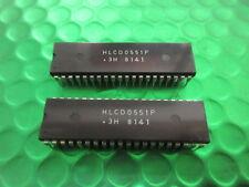 Hlcd 0551p, VINTAGE Hughes Semiconductor dip40. UK STOCK