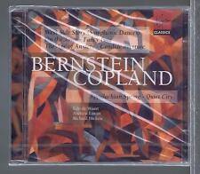 BERNSTEIN 2CDs NEW COPLAND WEST SIDE STORY APPALACHIAN SPRING