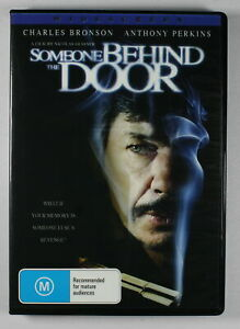 Someone Behind The Door DVD FREE POST