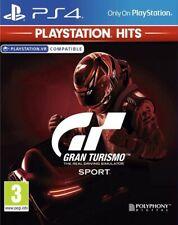 PS4 Gran Turismo Sport PS Hits