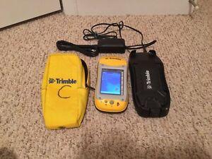Trimble GeoXT Pocket PC GeoExplorer, Terra Sync 2.41, PN 50950-20