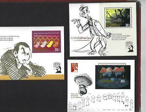 Mongolia sc#2034-6 (1991) Souvenir Sheets MNH