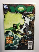 Ion Guardian of the Universe #2  Dc Comic Book  (Green Lantern) 2006 Series
