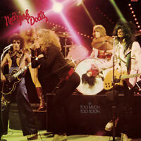 """New York Dolls : Too Much Too Soon Vinyl 12"""" Album (2017) ***NEW*** Great Value"""