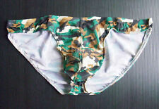 Mens Military See-through Underwear XL Size 33-34 inches