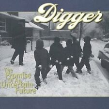 Digger - Promise Of An Uncertain Future The [CD]