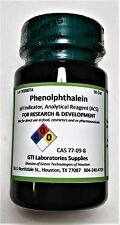 Phenolphthalein, pH Indicator, Analytical Reagent (ACS), 30g