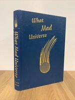 What Mad Universe - Fredric Brown - Easton Press w Note - Masterpieces of Sci Fi