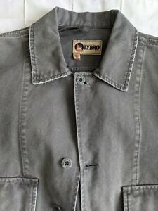 Nigel Cabourn Lybro army jacket