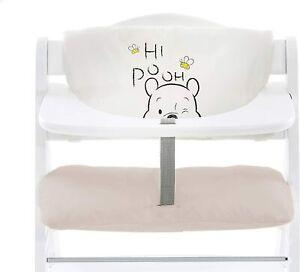 NEW Hauck Disney Winnie the pooh Cuddles  Alpha Highchair Pads