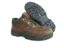 Men's SOREL Vintage Boots Brown Leather Shoes Lace Up Size 10W [A14]