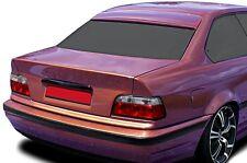 Bmw E36 Coupe M M3 2 Puertas Techo ampliación de ventana trasera cubierta Spoiler ala Trim Usa