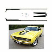 1969 427 Camaro DECAL 1/64 scale in White or Black AFX Tyco Lifelike Autoworld