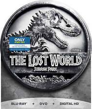 The Lost World: Jurassic Park (Blu-ray/DVD SteelBook  tin Best Buy NEW