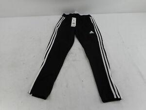 adidas Kids' Standard Tiro 19 Pants, Black/White, Medium