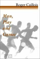 Man, Play and Games by Roger Caillois 9780252070334 | Brand New