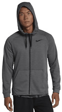 Nike Dri-FIT Men's Full-Zip Standard Fit Training Hoodie