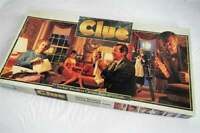 Clue Parker Brothers Classic Detective Board Game [Complete] 1992 Vintage #00045