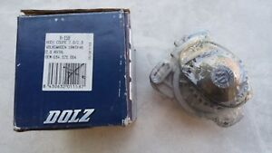 Water pump, for  AUDI COUPE 2.0/2.3 , AUDI 90,100,200   - 5 Cyl.  (DOLZ A-158)