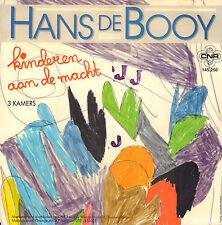 """HANS DE BOOIJ – Kinderen aan de Macht (1986 VINYL SINGLE 7"""")"""