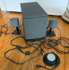 BOSE COMPANION 3 Series II 2.1 Speakers great condition sounds excellent