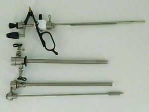 Resectoscope ACTIVE With Ineer Outer Sheath Storz Bipolar