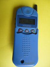 TELÉFONO MÓVIL ALCATEL EASY CON UN SOLO TOQUE RECUPERADO ACCESORIOS NUEVO -leer